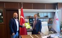 Kayhan Yıldırım Bügem Gen. Md. Mehmet Hasdemir Ziyaret (1)